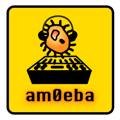 am0eba Logo